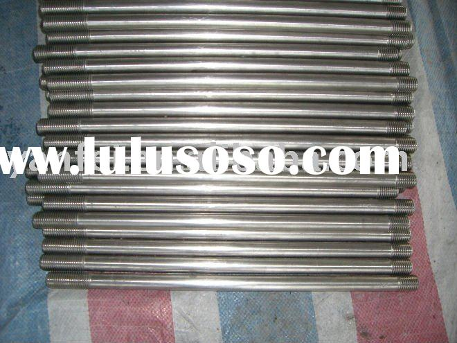 stainless steel double end threaded rods