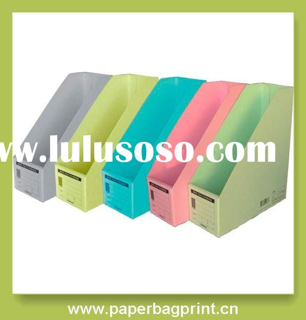 supply paper box file