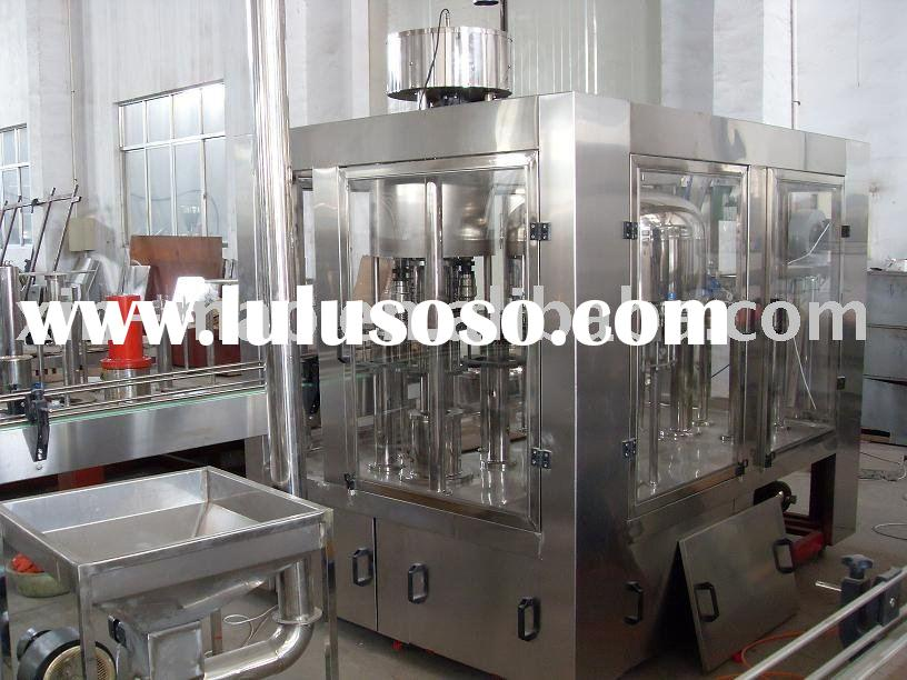 water filling machine, bottle filling machine, bottled water