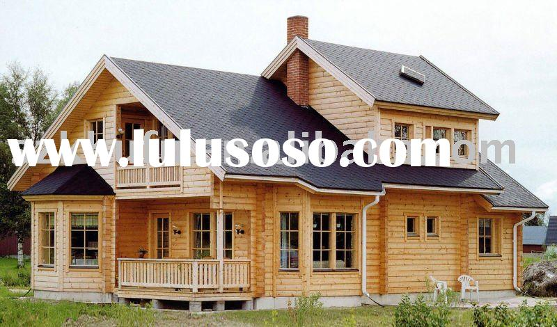 wood house mobile house prefabricated houses 60years warranty
