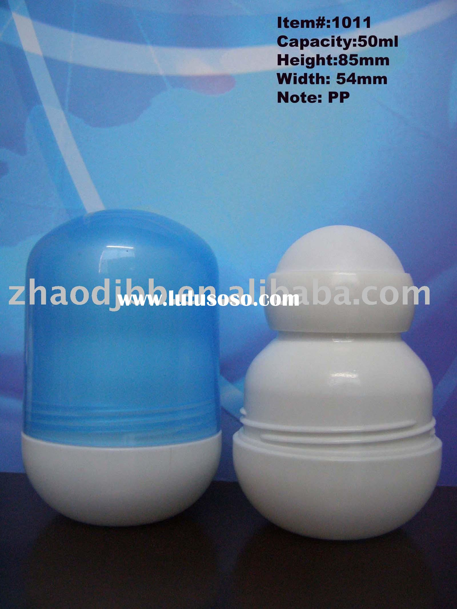 1011# Plastic perfume roll on bottle