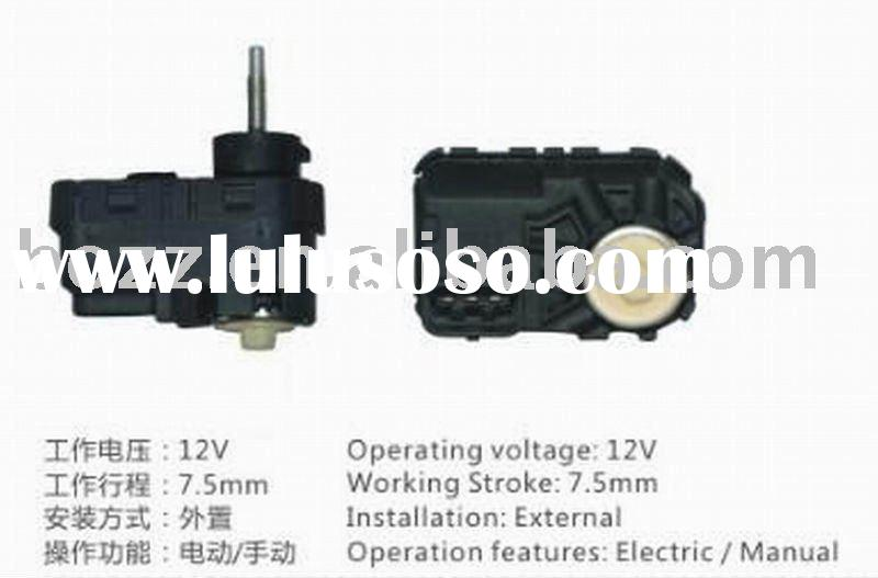 12V Electri/Manual headlamp leveling motors.adjust motors, head lamp adjustment motors.auto headligh