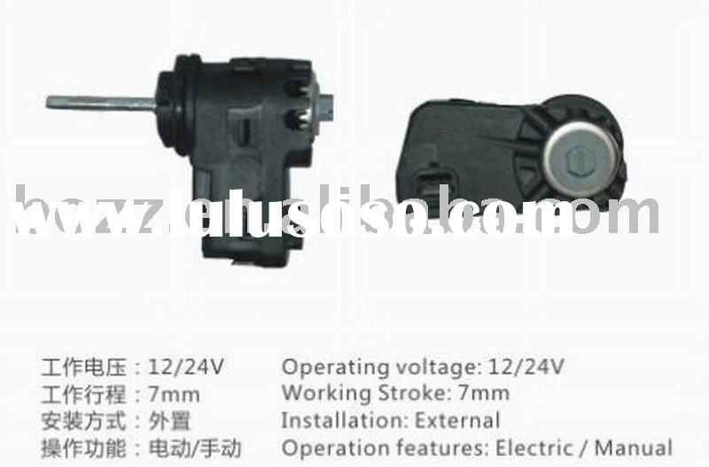 12V head lamp regulator,head lamp leveling actuator,auto headlight dimmer ,headlamp leveling motor