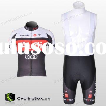2011 Audi Cycling wear Sets
