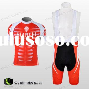 2011 BIANCHI Cycling wear Sets