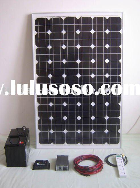 240w Diy solar power systems