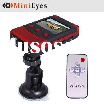 2.4inch mobile dvr Support recording function while charging (CL-082DV-L)