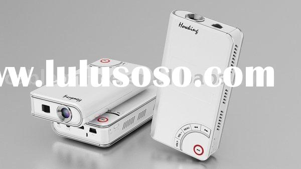 30 Lumens LED mini Projector with Windows CE Support WIFI WORD EXCEL PPT PDF File View