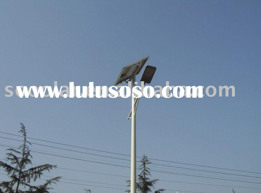 60W Osram LED Solar Street Light