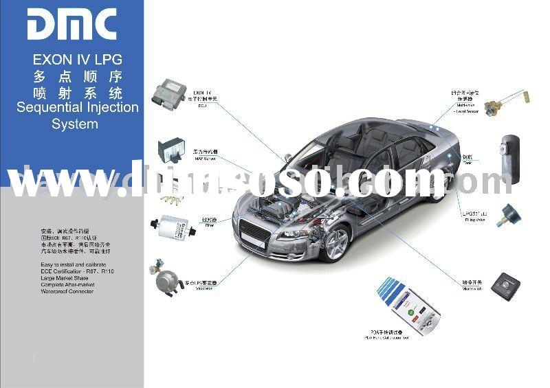 Auto LPG conversion kits/  sequential injection system