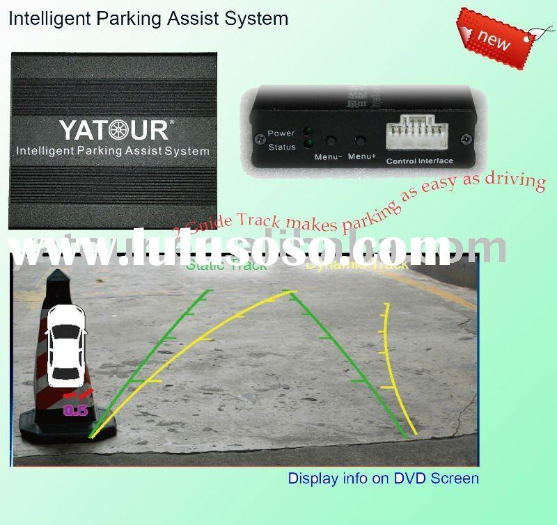 Auto Parking Assist System used in Citroen