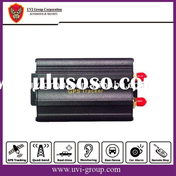 Auto Vehicle GPS Tracker with PC based software. GPS-101C