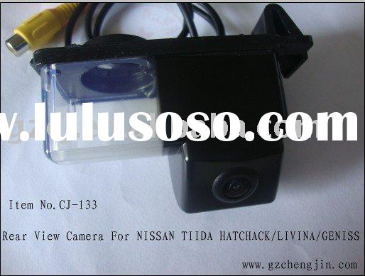 CCD Auto Camera for Nissan Livina/Geniss/GT-R