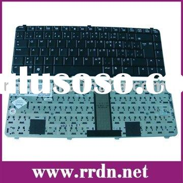 Canada Layout Brand New Notebook Keyboard for HP/6730S MODEL: 490287-121. NSK-H5ROM9J. N8882.ROM (A0