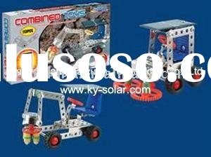 DIY combined Solar toy system models China