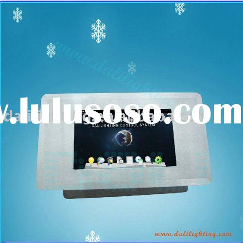 Digital Addressable Lighting Interface dimmer LIGHTING CONTROL  touch Panel