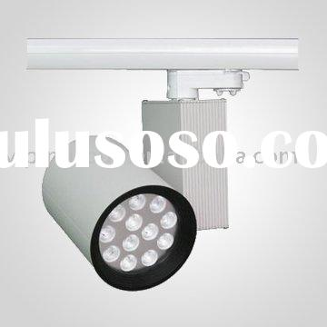 Dimmable LED track light