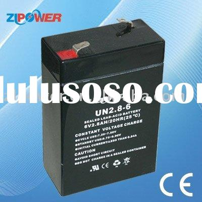 Emergency Lights Battery