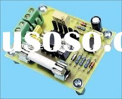 Emergency lighting system PCB control board