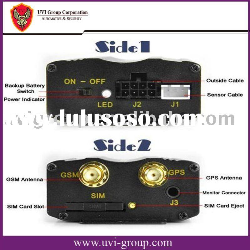 GPS Tracking device/Vehicle Car GPS Security System with Door Alarm and ACC