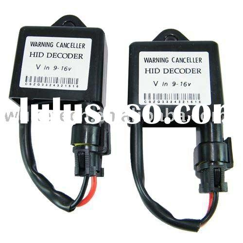 HID Interference Eliminator,hid kits canbus problem helper