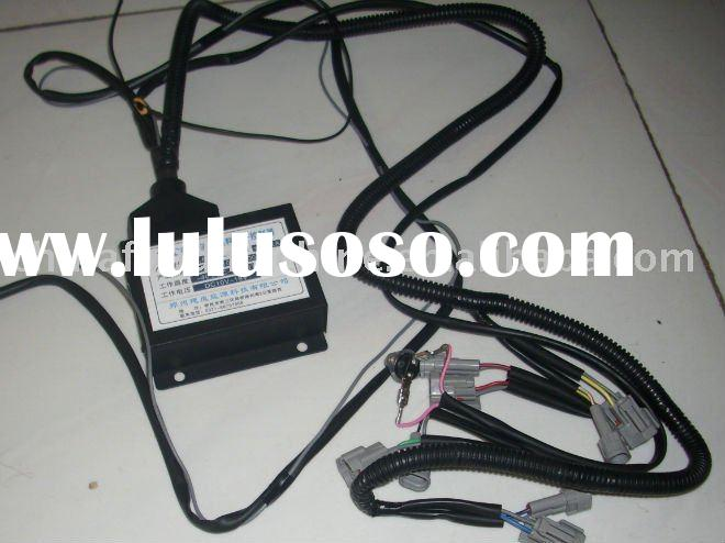 HL-001 auto gasoline - methanol dual fuel electronic injection system 0086 15838212368
