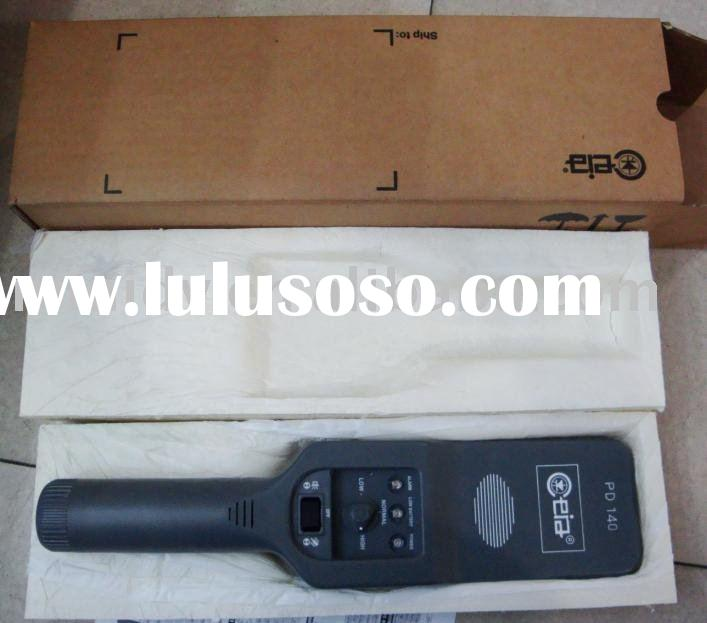 Hand Held Metal Detector Detecting metal articles for factory