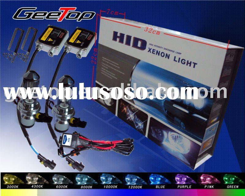 Hotsale auto HID xenon light system kit