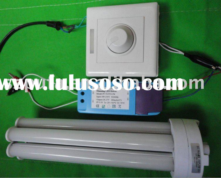 LED Dimmer control system