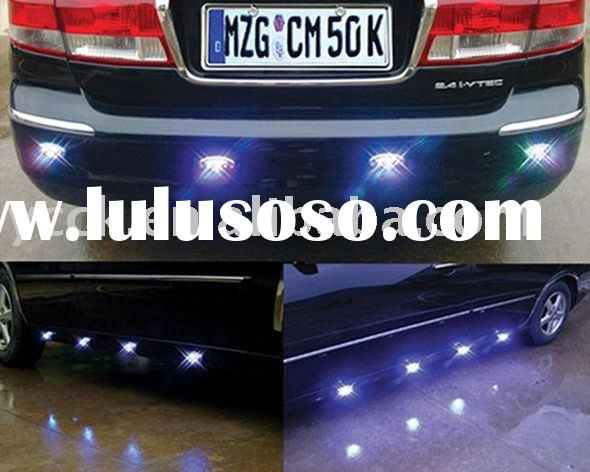 LED auto lighting system
