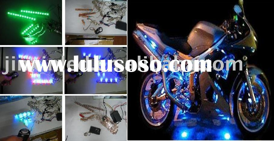 LED motorcycle strip light