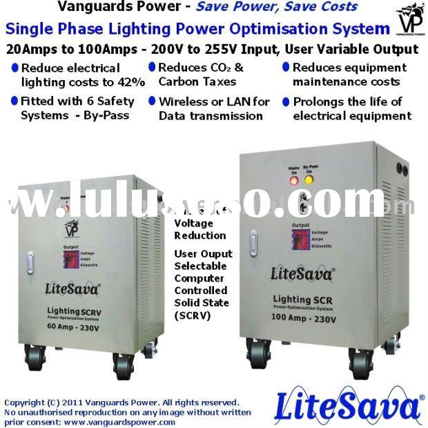 LiteSava - Energy Saver for Lighting Systems