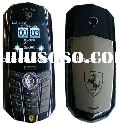 Luxury F108  mobile phone dual SIM cellphone dual standby cell phone