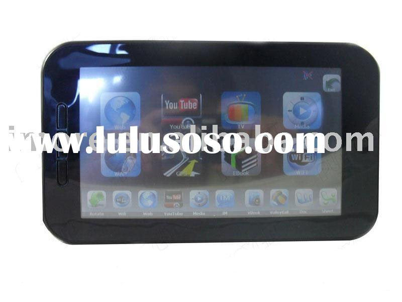 Mini Tablet PC E900 - WLAN GPS Live TV 7.0 inch Touch Screen Mini Notebook