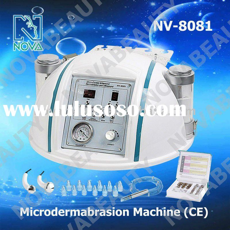 NV-8081 New Micro-crystal Dermabrasion Machine Beauty Equipment(CE Approval)