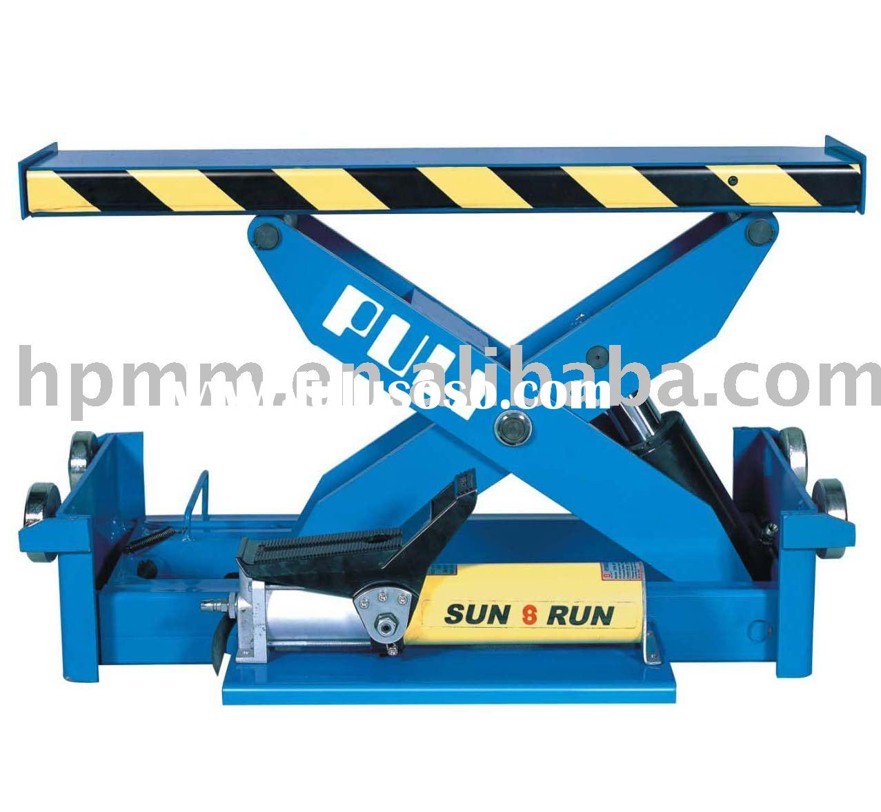 PL-X30Q Pneumatic Scissor Jack for 4 post lift, leveling jack, second lift, pro jack