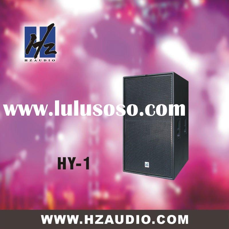 Pro audio/loudspeaker/Outdoor sound system/F-1