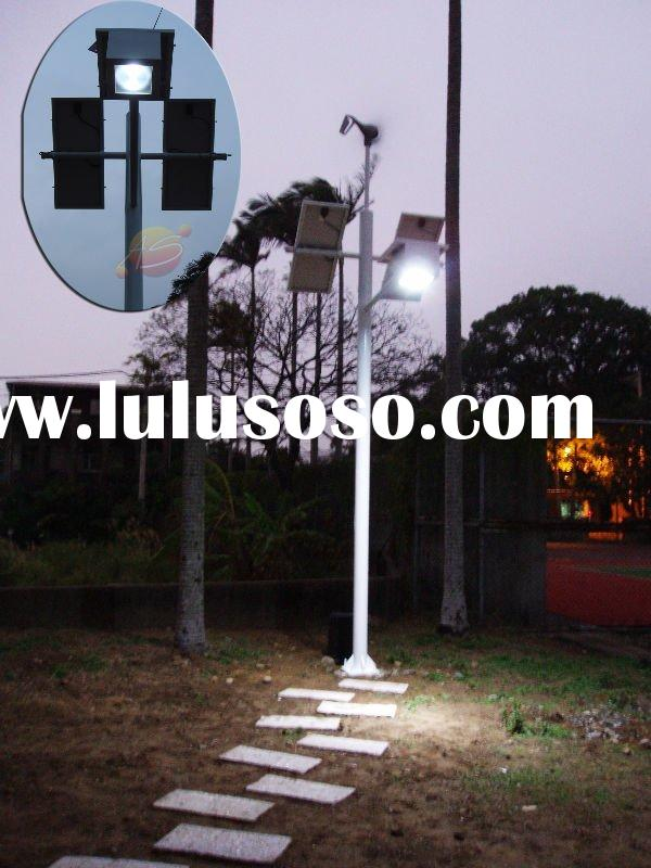 Solar-Wind Power LED Street Light