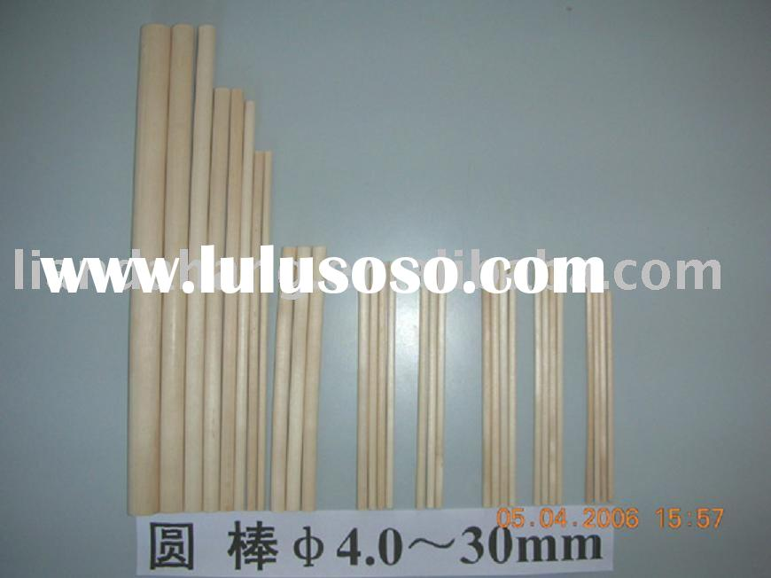 Specialize in manufacturing wooden color pencil stick, drawing pencil sticks with competitive price,
