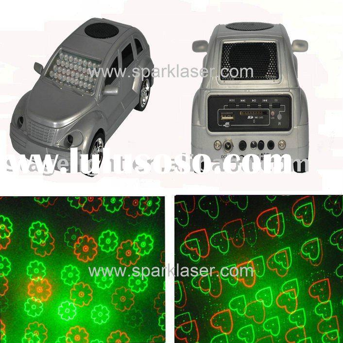 Unqiue Car Laser Light(Only Spark Made)+Remote Control