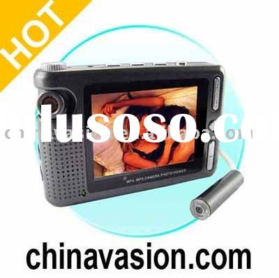 Wired Pinhole Video Camera with DVR - Mini Extension Camera
