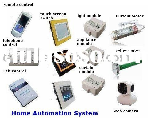 X10 Home Automation Wireless Lighting Control System In