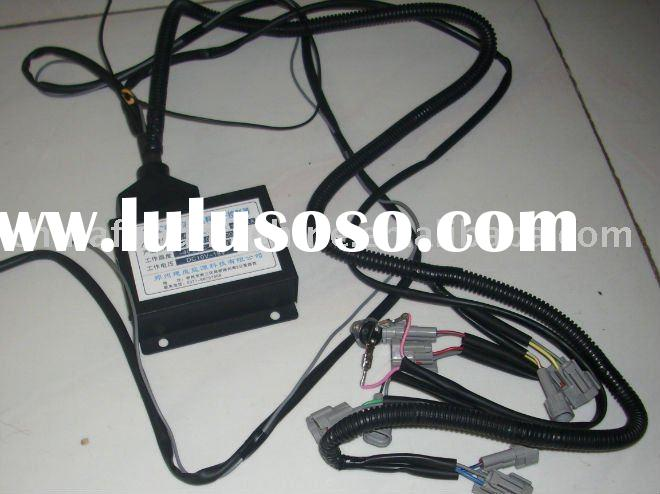 auto gasoline - methanol dual fuel electronic injection system