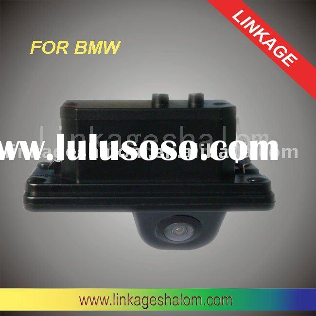 car rearview camera for bmw with parking sensor
