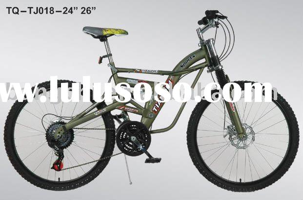 specialized suspension mountain bicycle