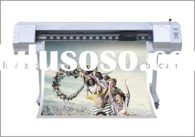 standard large format digital indoor  inkjet printer machine