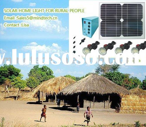 very popular solar indoor  light in Africa and Asia