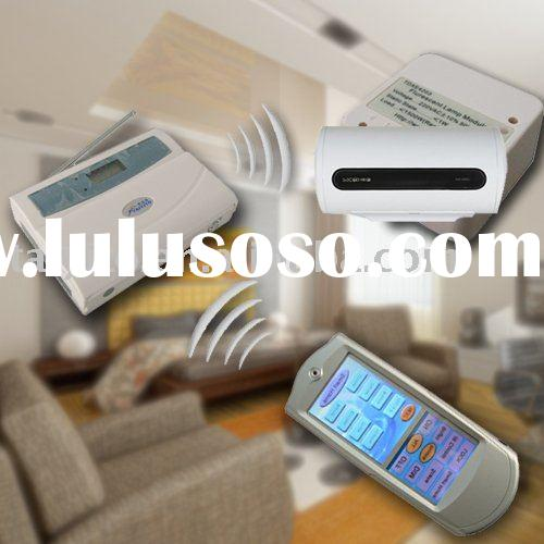 x10 home automation wireless control system for water heater