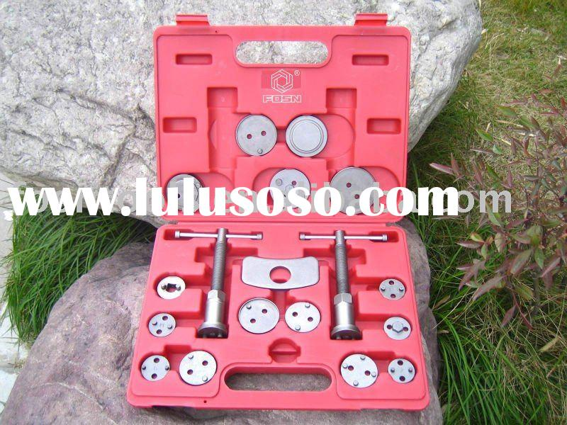 18pc ( auto repair tools ) Universal Caliper Wind Back Kit