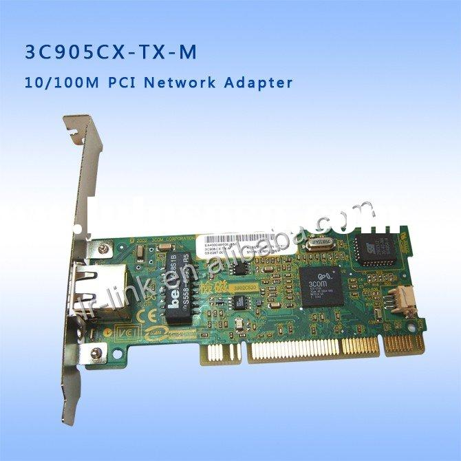 3C905CX-TX-M 10/100M PCI network card